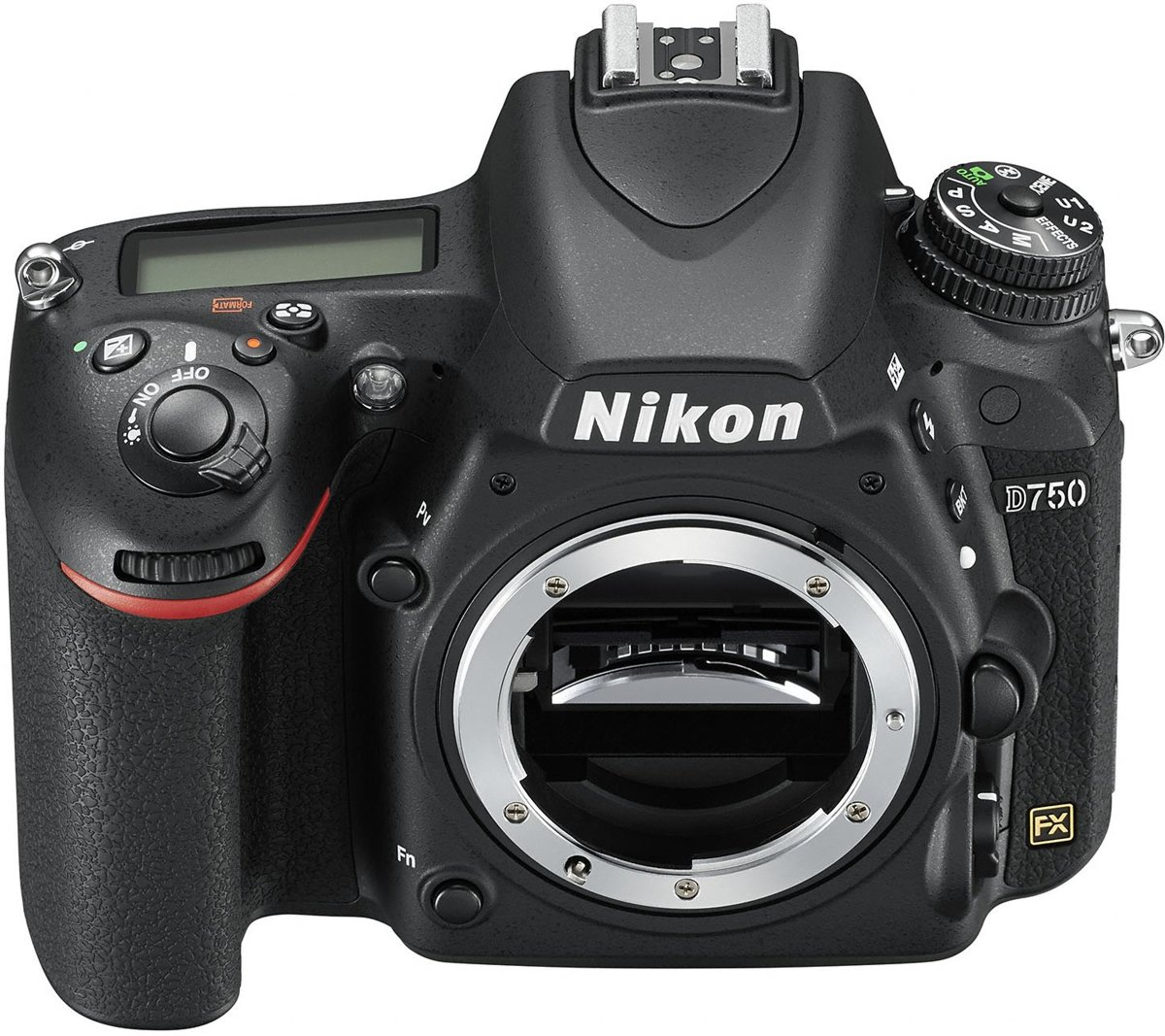 NIKON D750 Body kopen