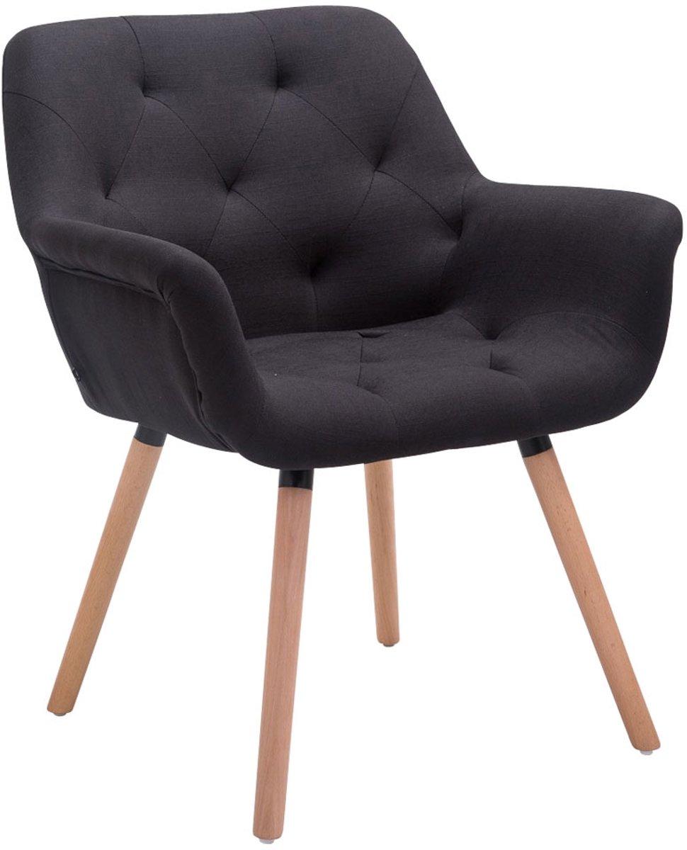 Vouwstoel 150 Kg.4251380488995 Clp Luxueuze Bezoekersstoel Cassidy Club Stoel
