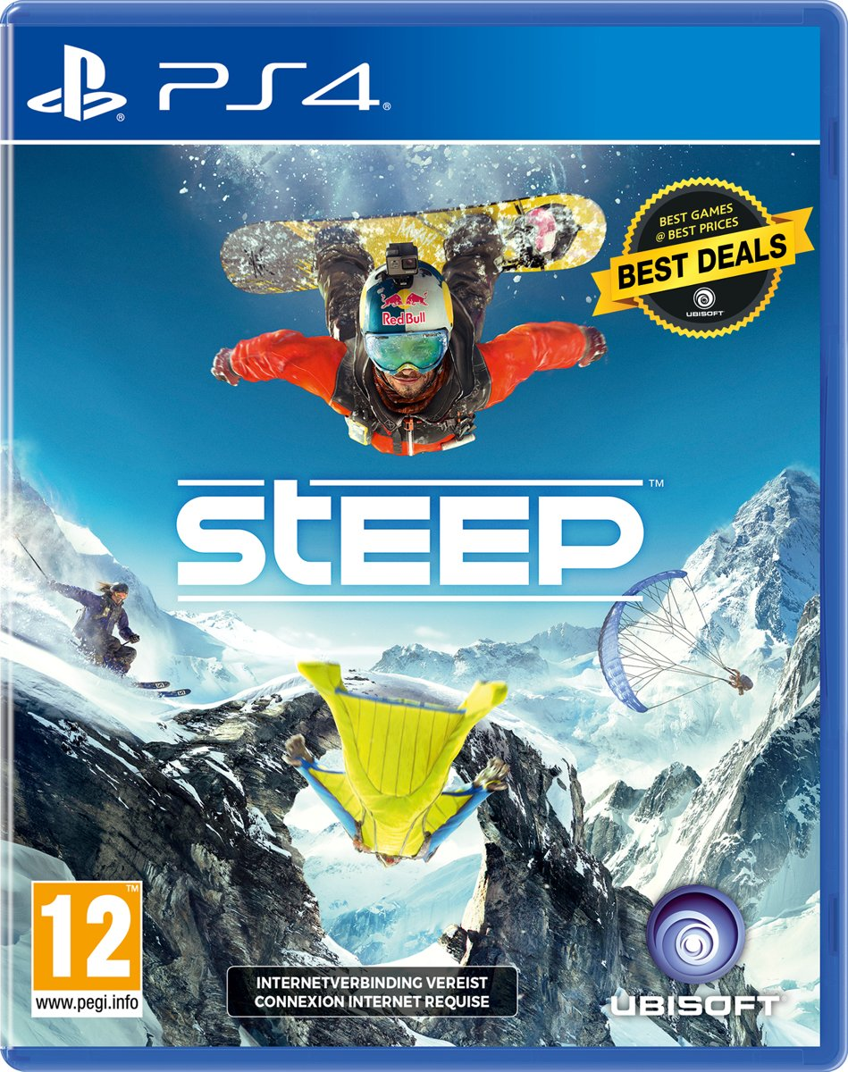 Steep PlayStation 4