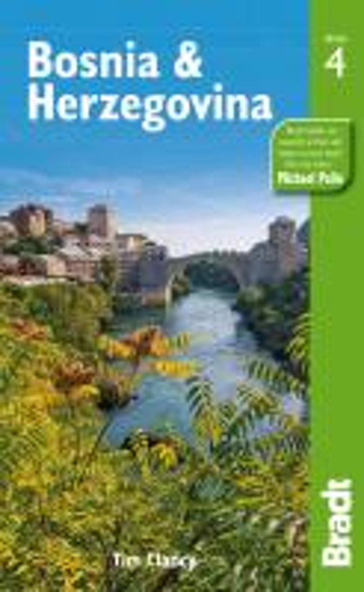 Bradt Travel Guide Bosnia