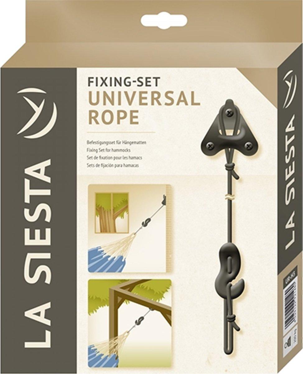 Bevestigingsset Hangmat Universal Rope  - La Siesta