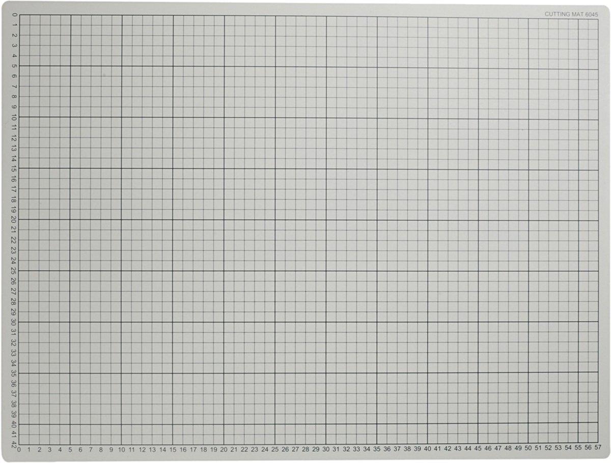 Snijmat, afm 45x60 cm, 1 stuk kopen
