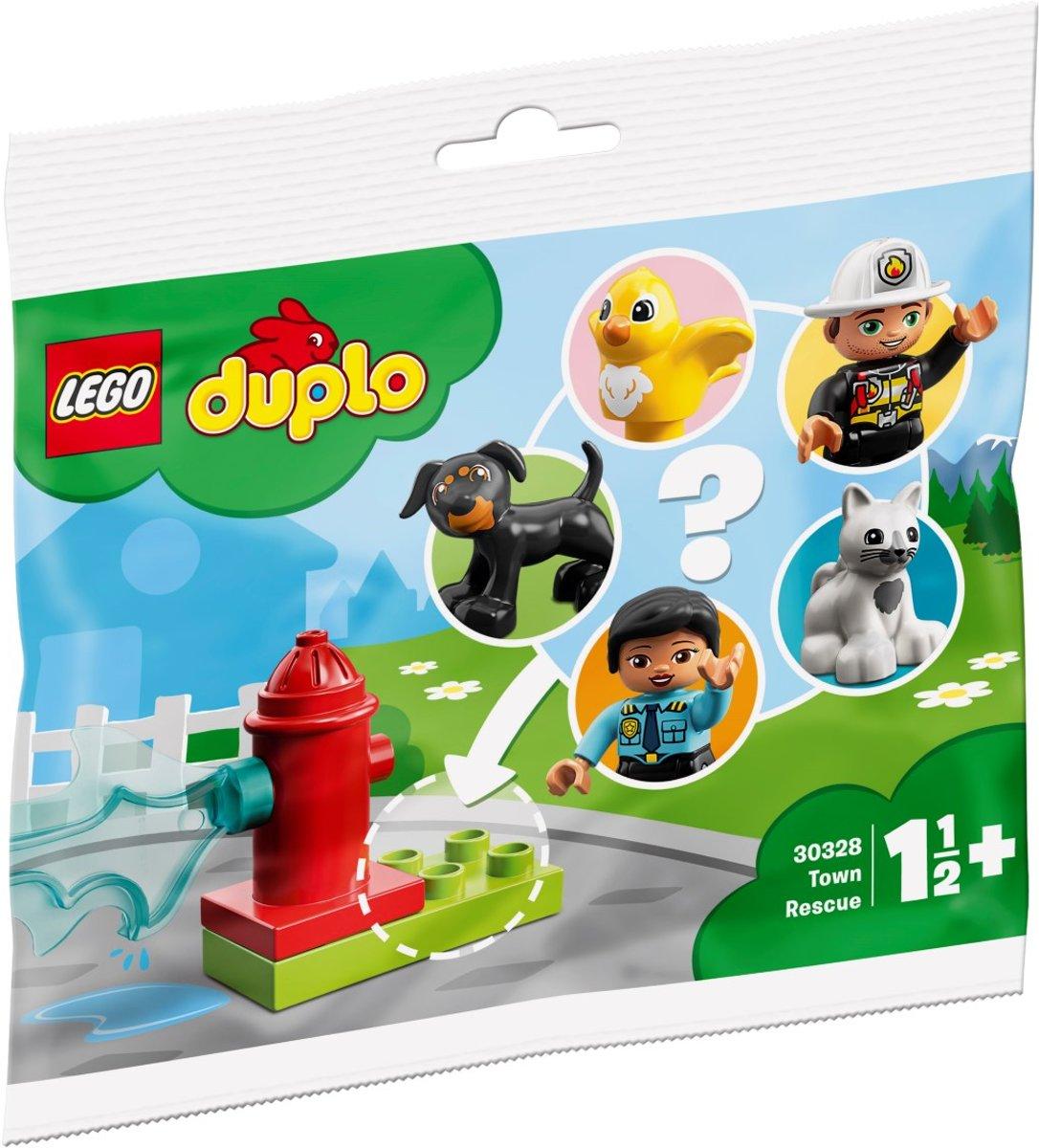LEGO DUPLO BRANDWEER REDDING