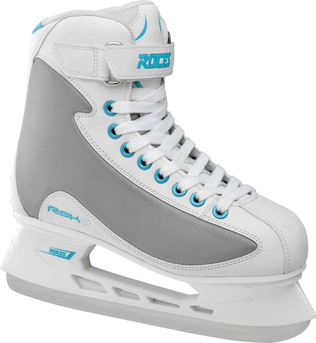 Tempish IJshockeyschaatsen RSK 2 Wit/Grijs 38