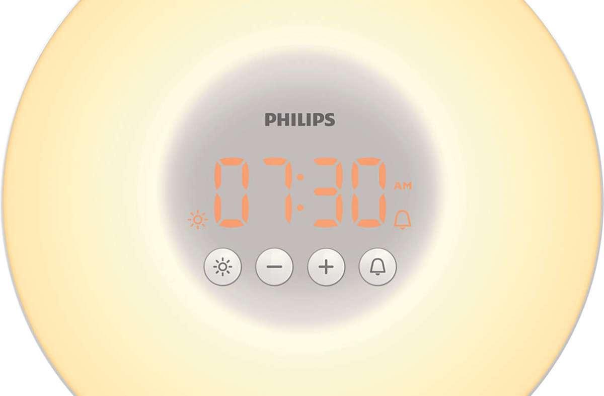 Philips Wekker Licht : Bol.com philips hf3500 01 wake up light wit