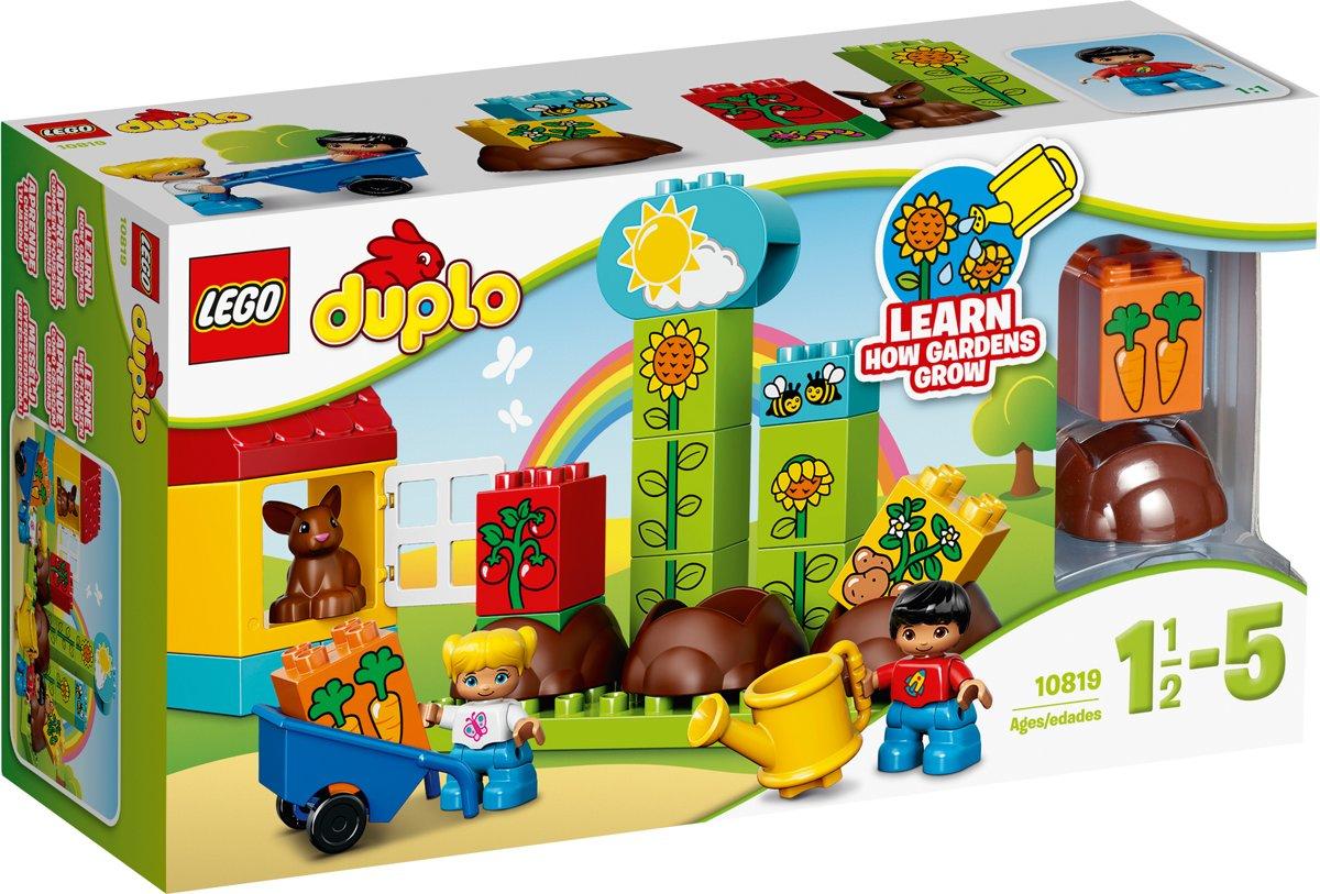 LEGO DUPLO Mijn eerste tuin