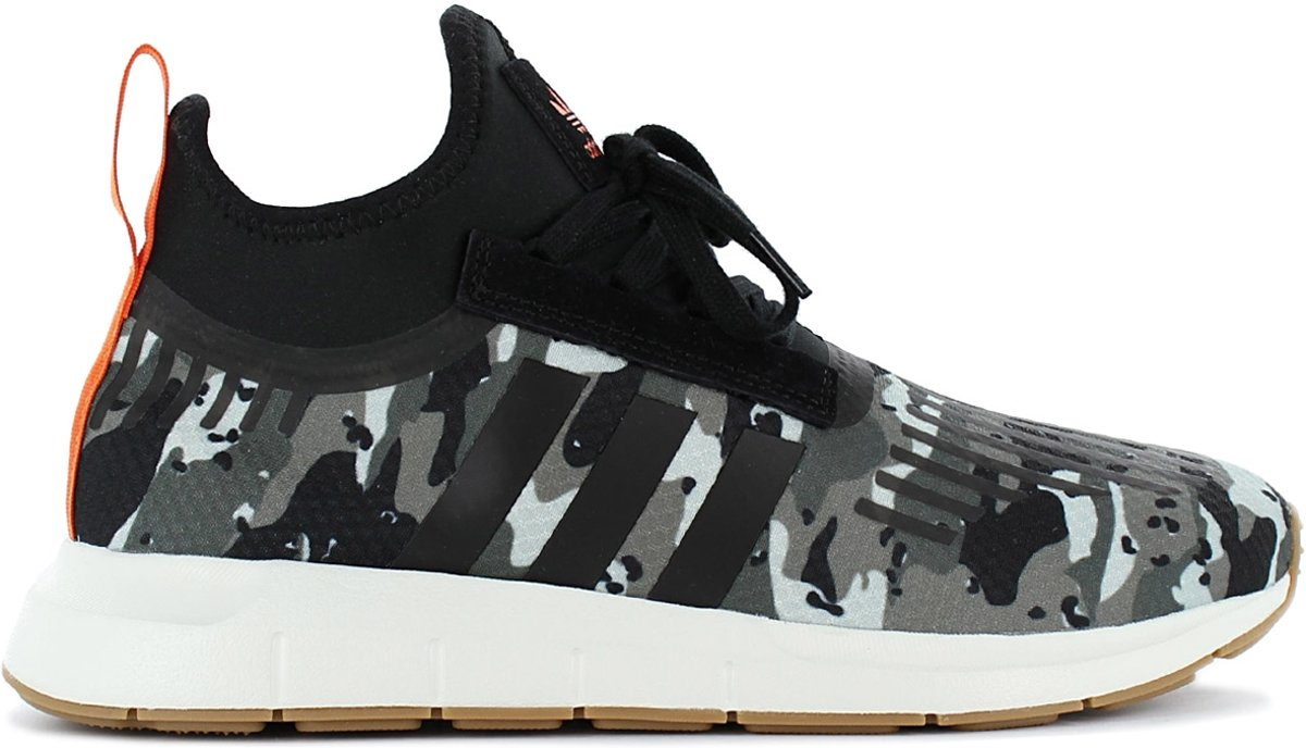 adidas Originals Swift Run Barrier Heren Sneakers Sportschoenen Schoenen Camouflage Military B42234 Maat EU 39 13 UK 6