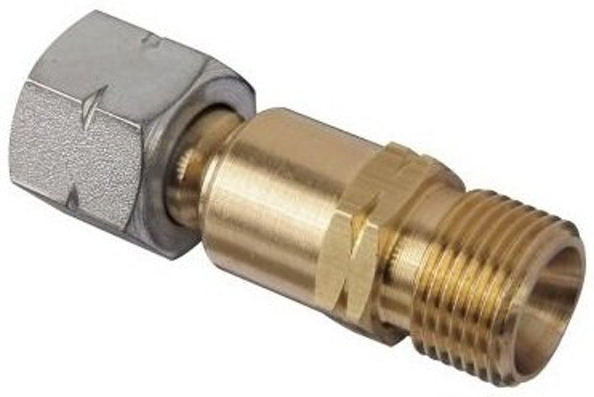 VS120 verdraaibveiliging voorkomt het verdraaien van gasslangen kopen