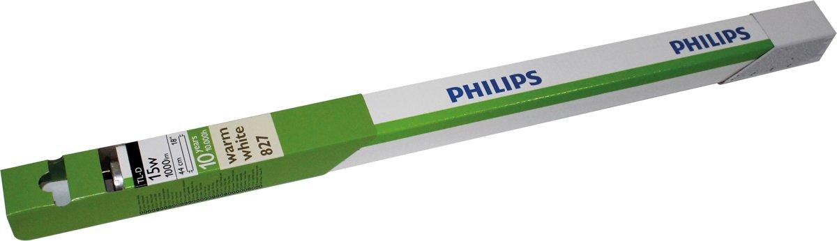 Philips Tl-d Buis Kleur 827 15w Bls kopen