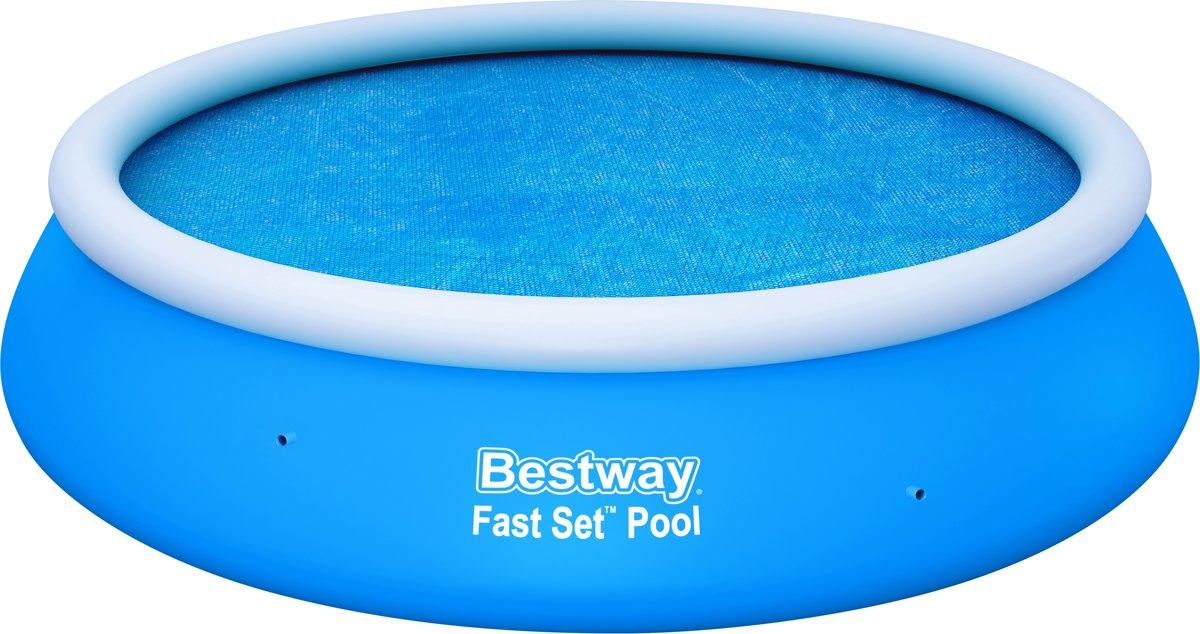 Bestway Solar Cover Pool 366 - Zwembad afdekzeil