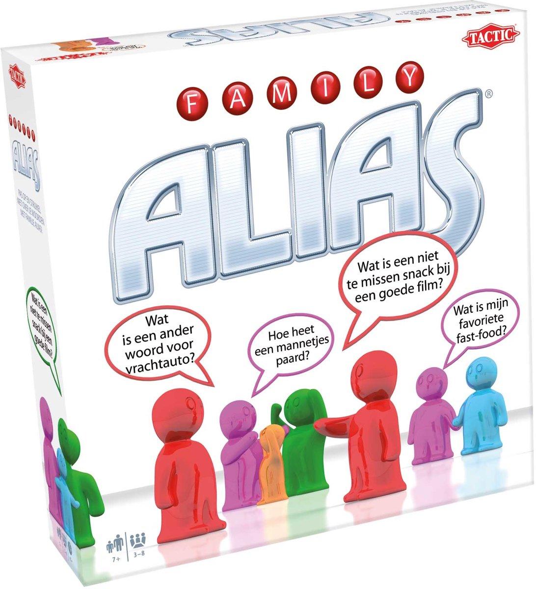 Family Alias - Gezelschapsspel