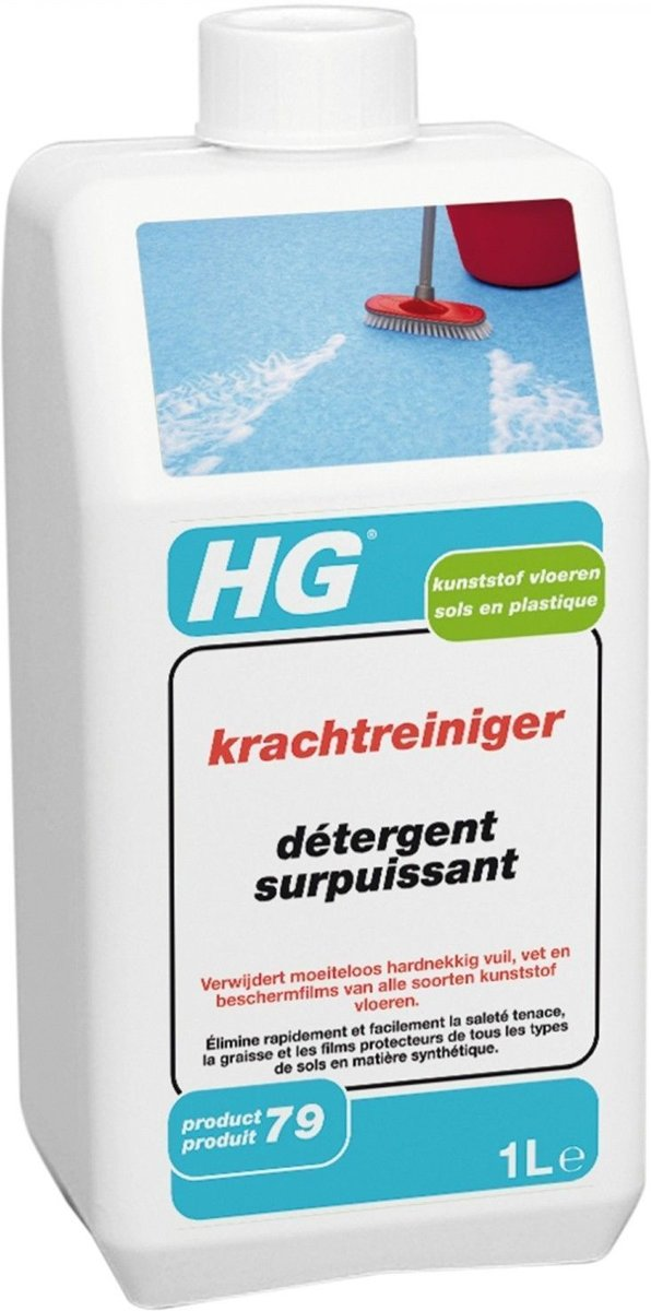 HG Vinyl- Linoleum Reiniger - 1000 ml kopen