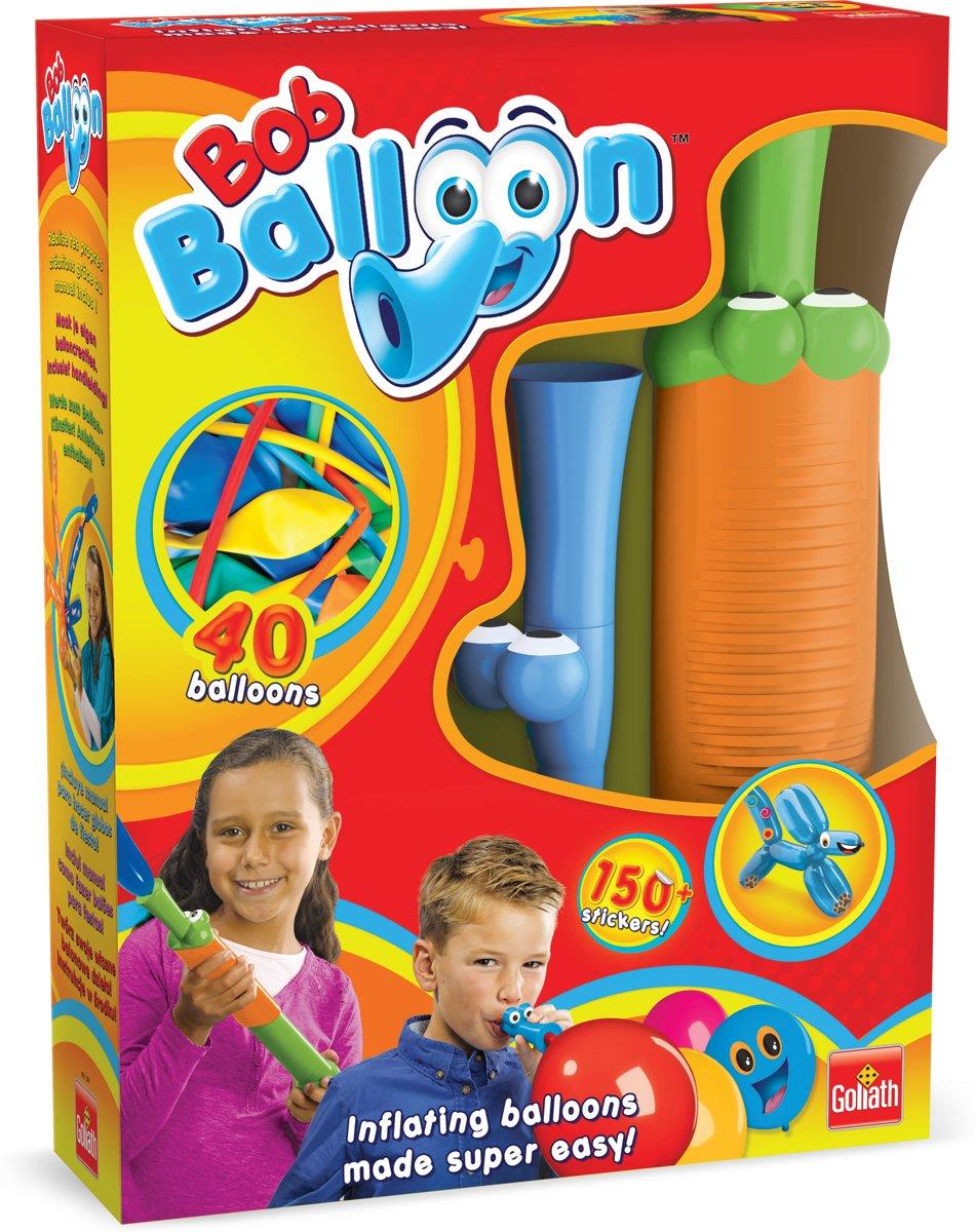 Bob Balloon - Double Set (incl 40 ballonnen) - Goliath ballonenpomp