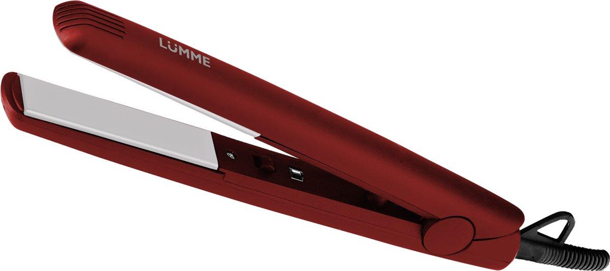 LUMME LU-1010 stijltang (30W) - rood