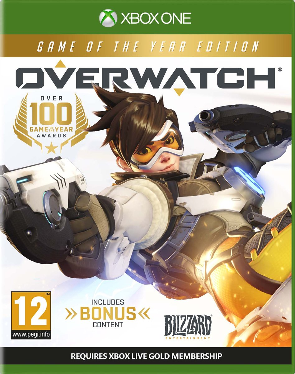 Overwatch - Game of The Year Edition Xbox One