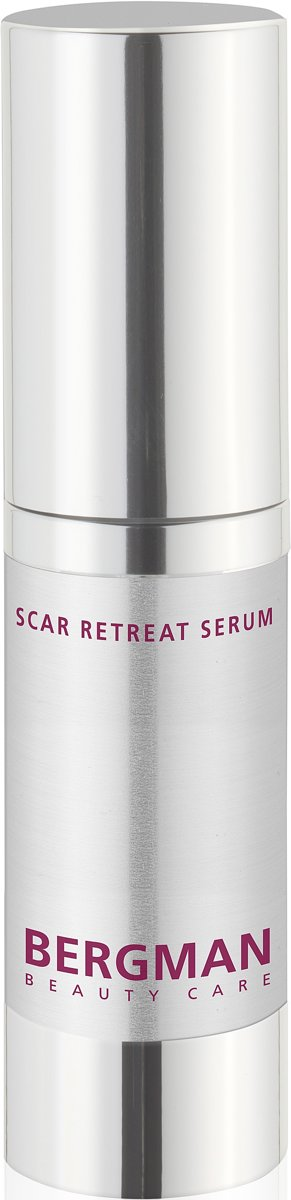 Scar Retreat Cream Serum.Bergman Scar Retreat Gezichtsserum 15 Ml