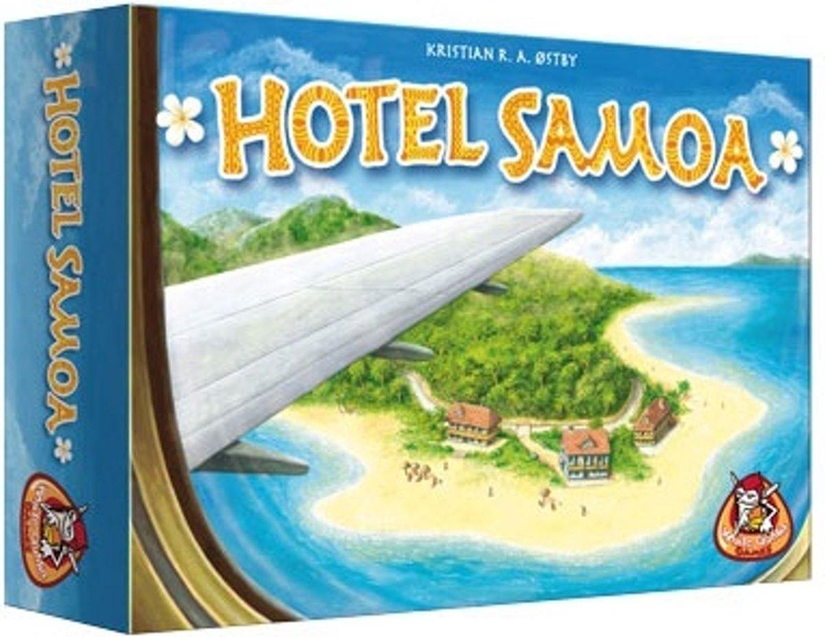 Hotel Samoa - Bordspel
