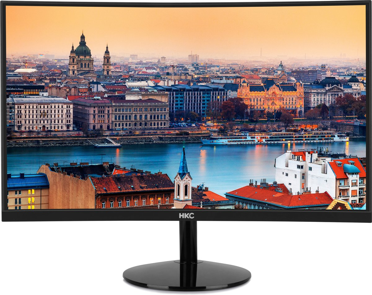 HKC 24A9 24 inch Curved full HD Monitor