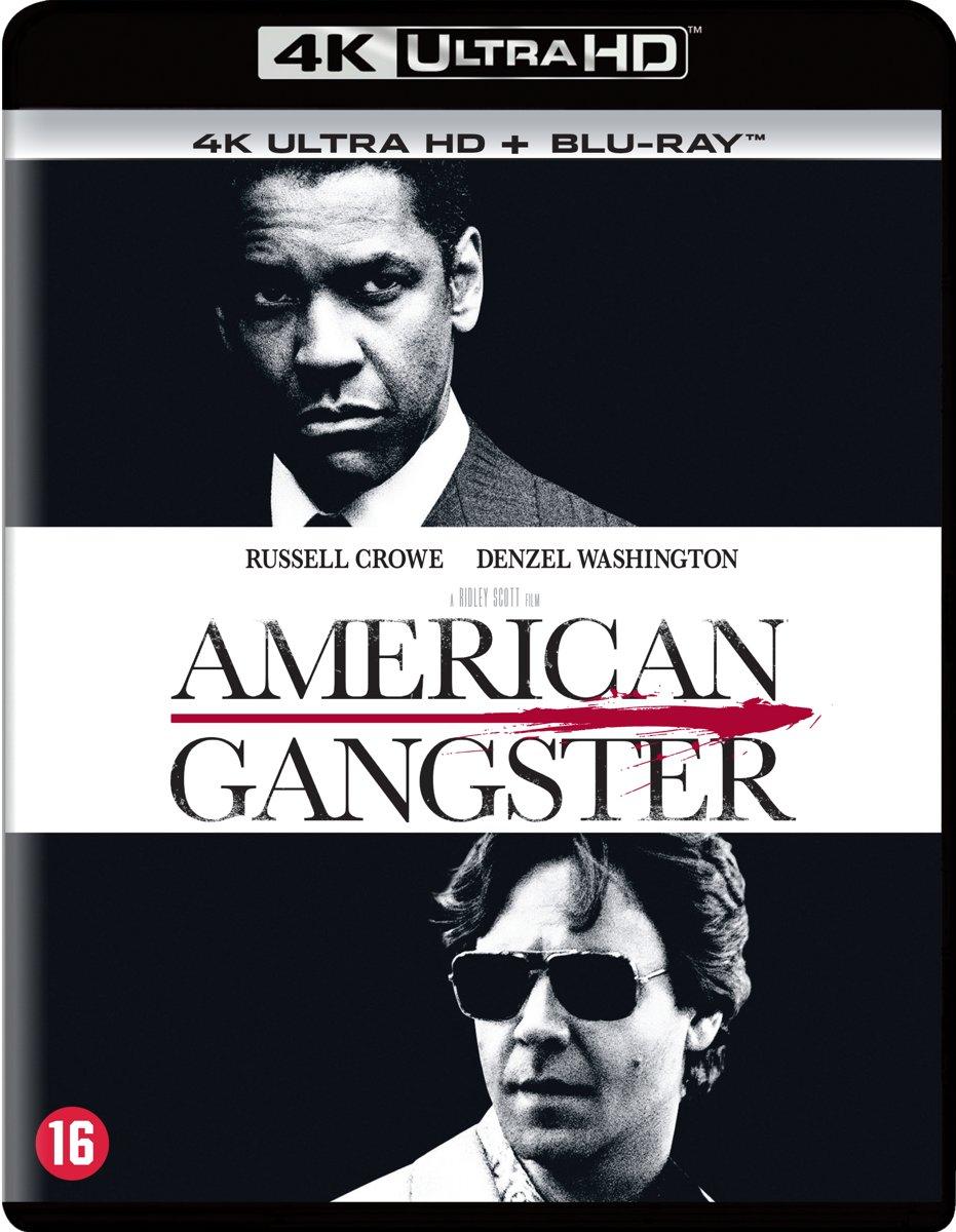 American Gangster - 4K Ultra HD-