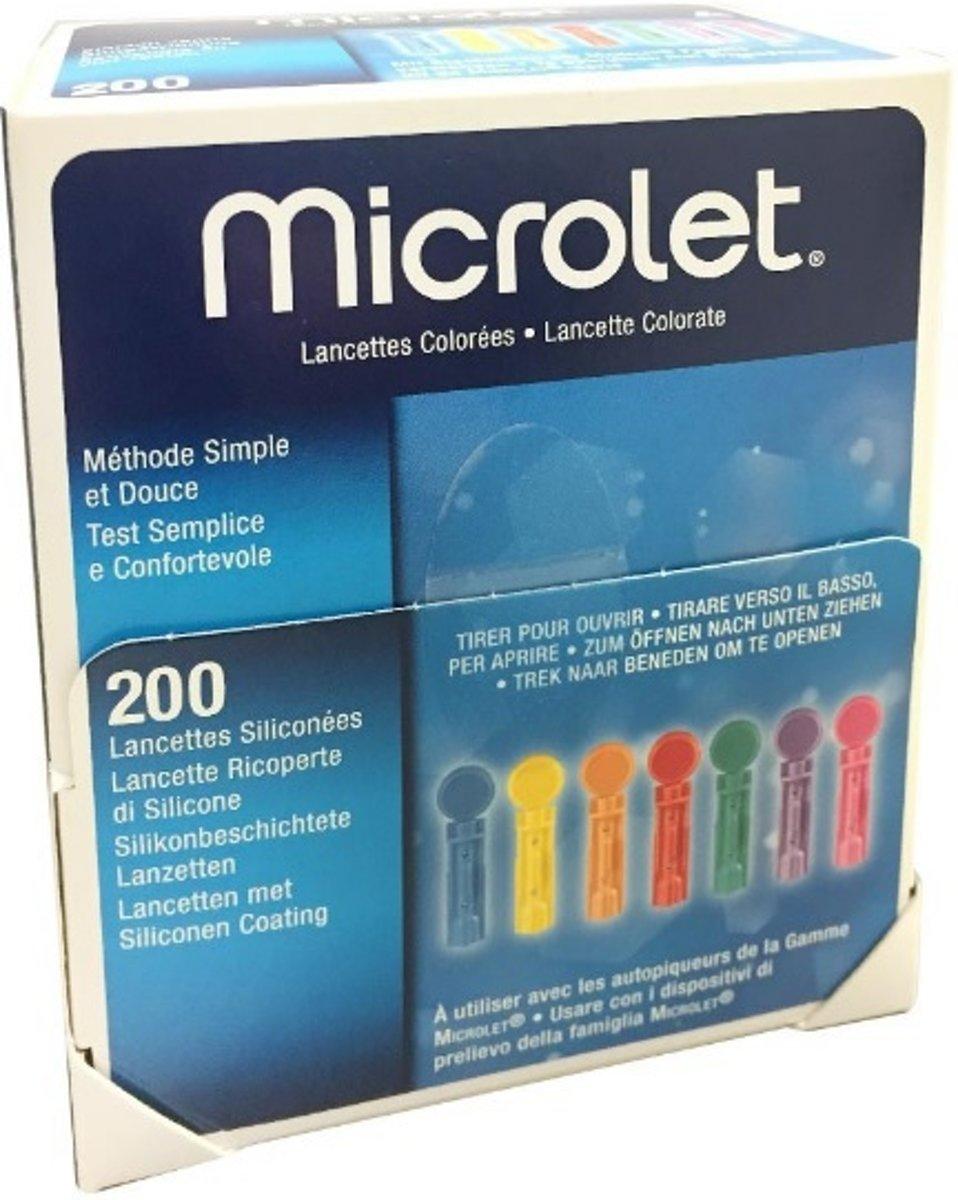 Ascensia micro lancetten