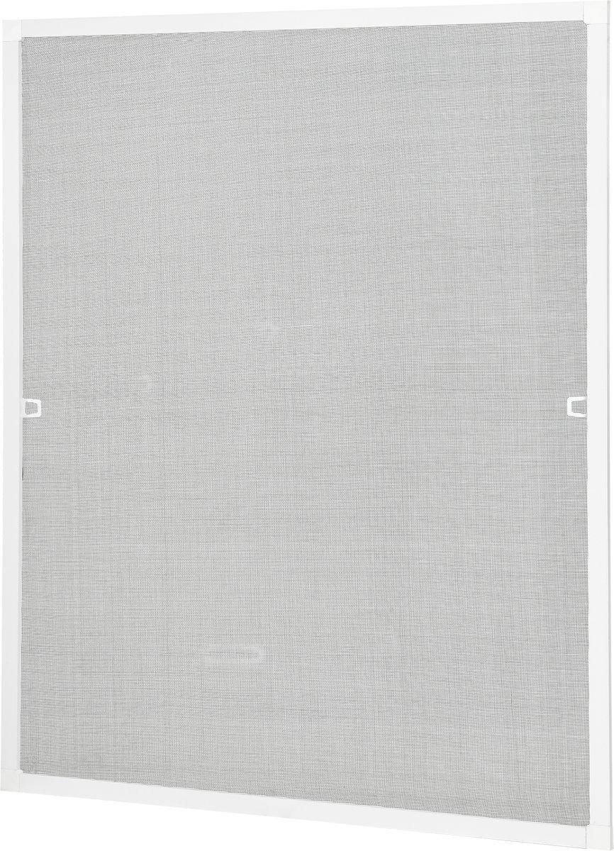 Vliegenraam - aluminium frame - wit - 100 x 120 cm kopen