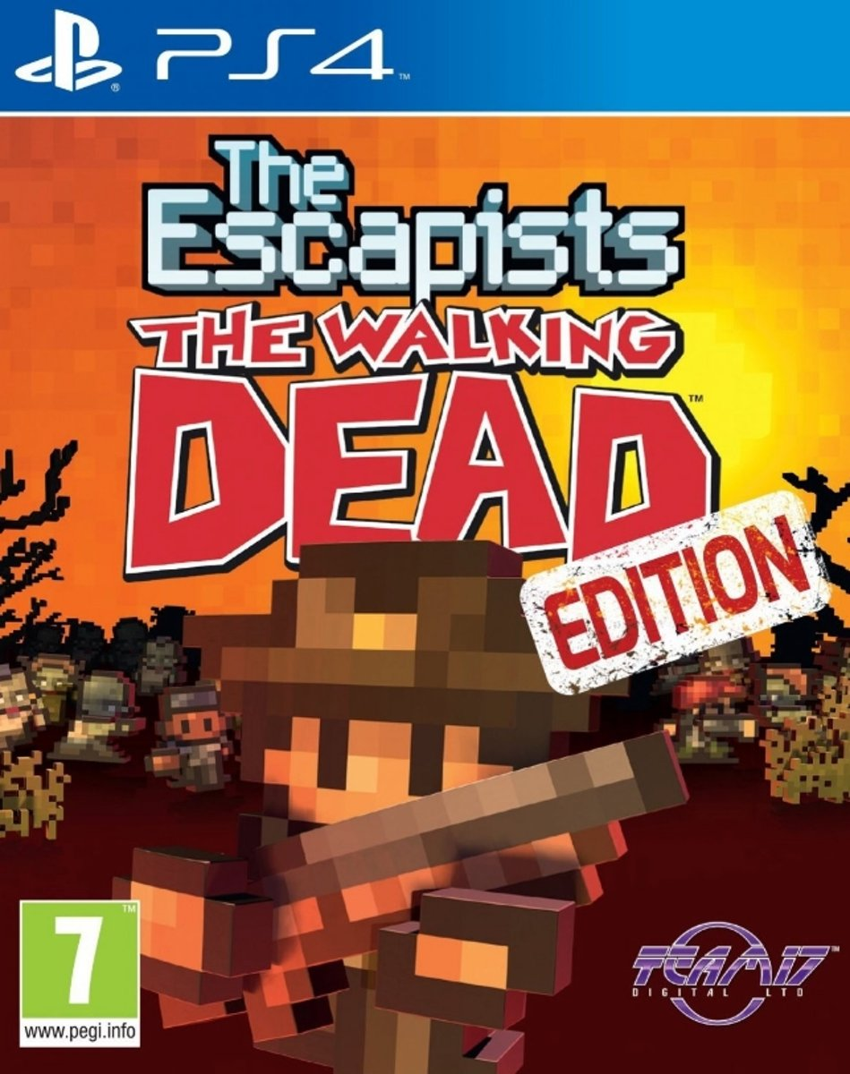 Sony The Escapists The Walking Dead, PS4 PlayStation 4 video-game kopen