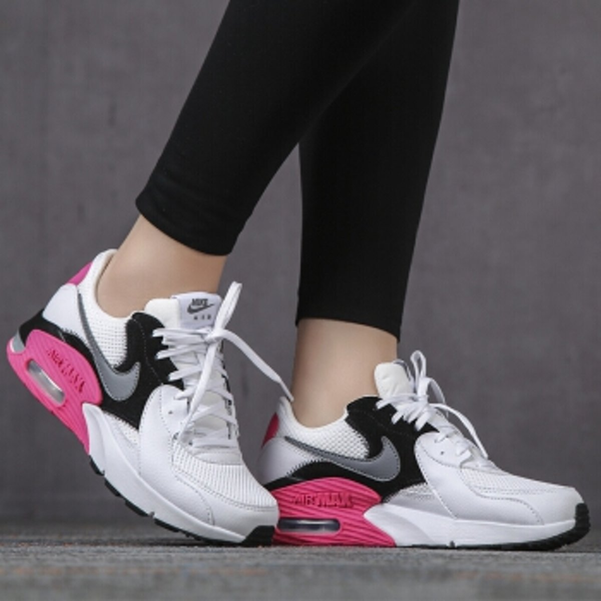 Nike Air Max Excee sneakers dames witroze