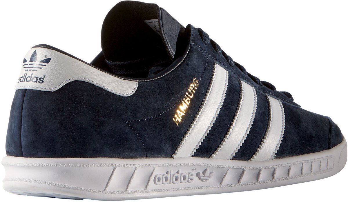 Hambourg Chaussures Adidas - Taille 42 - Hommes - Bleu / Blanc PCSe9dtV9Y