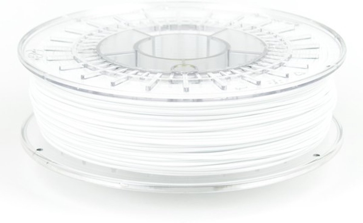 ColorFabb HT WHITE 1.75 / 700 Thermoplastisch copolyester (TPC) Wit 700g 3D-printmateriaal