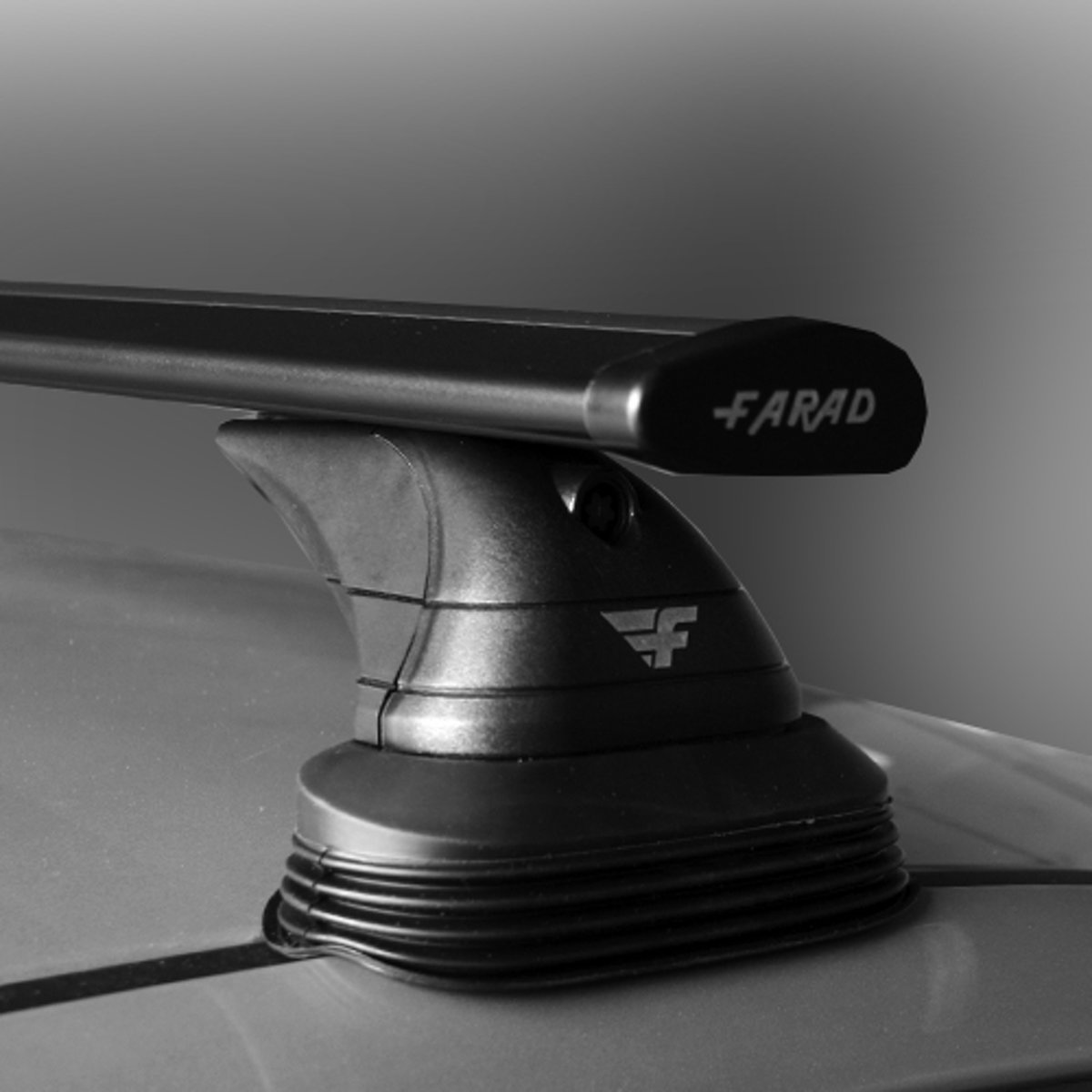 Dakdragers Mercedes GLE Coupe vanaf 2015 - Farad wingbar zwart kopen