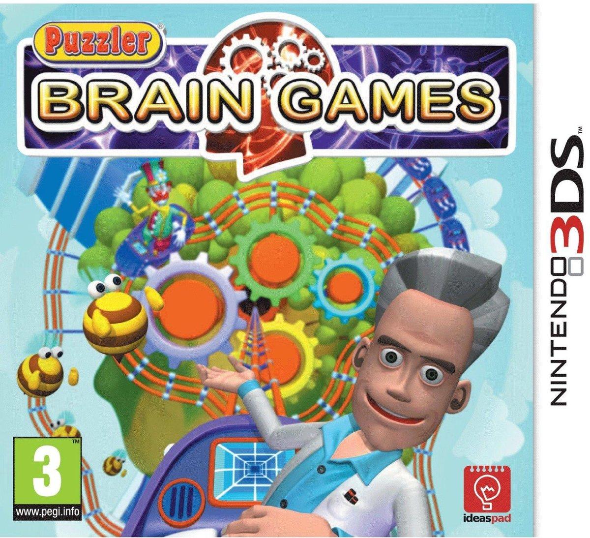 Puzzler Brain Games 3DS kopen