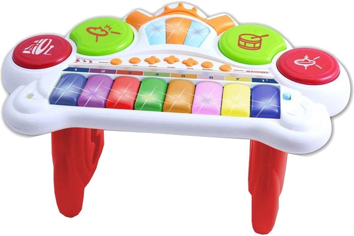 Baby Keyboard - 8 grote Toetsen kopen