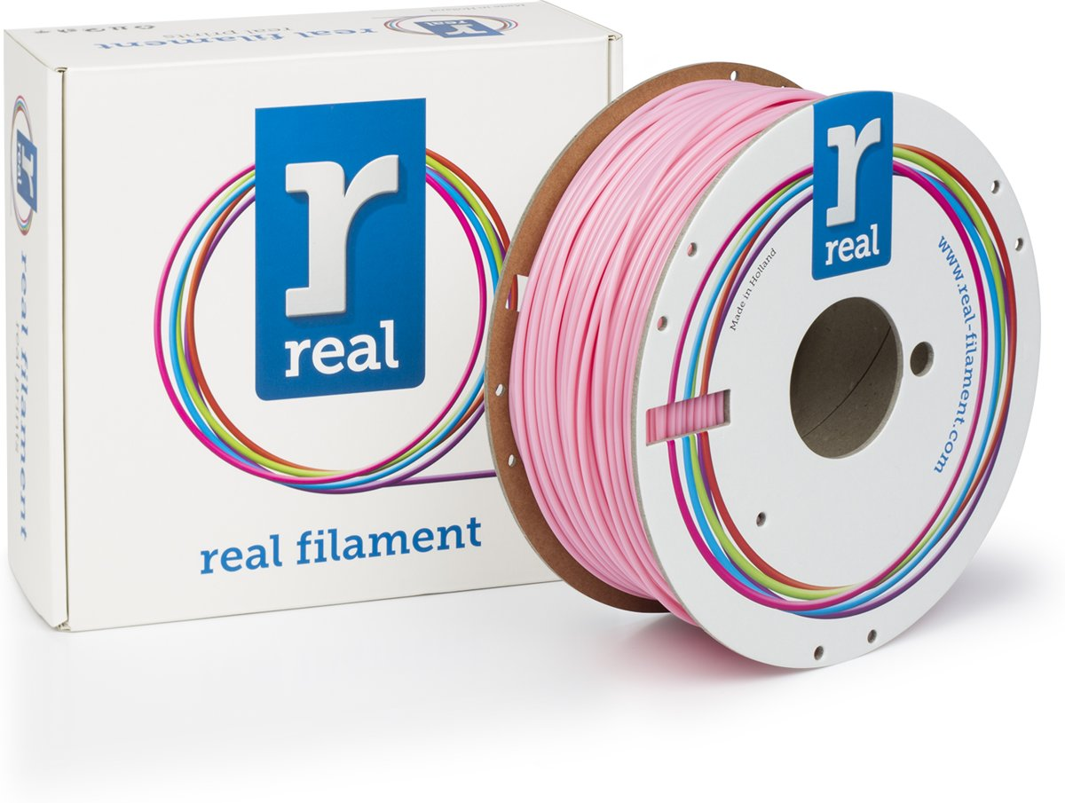 REAL Filament PLA roze 2.85mm (1kg)
