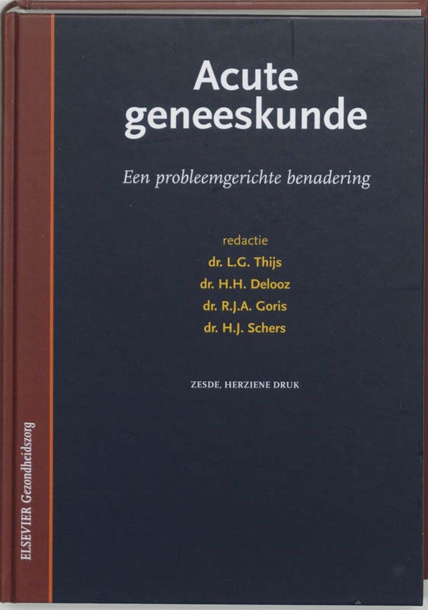 L. Thijs - Acute geneeskunde