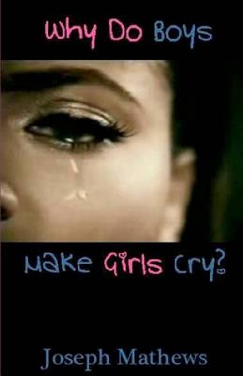 Why do girls cry