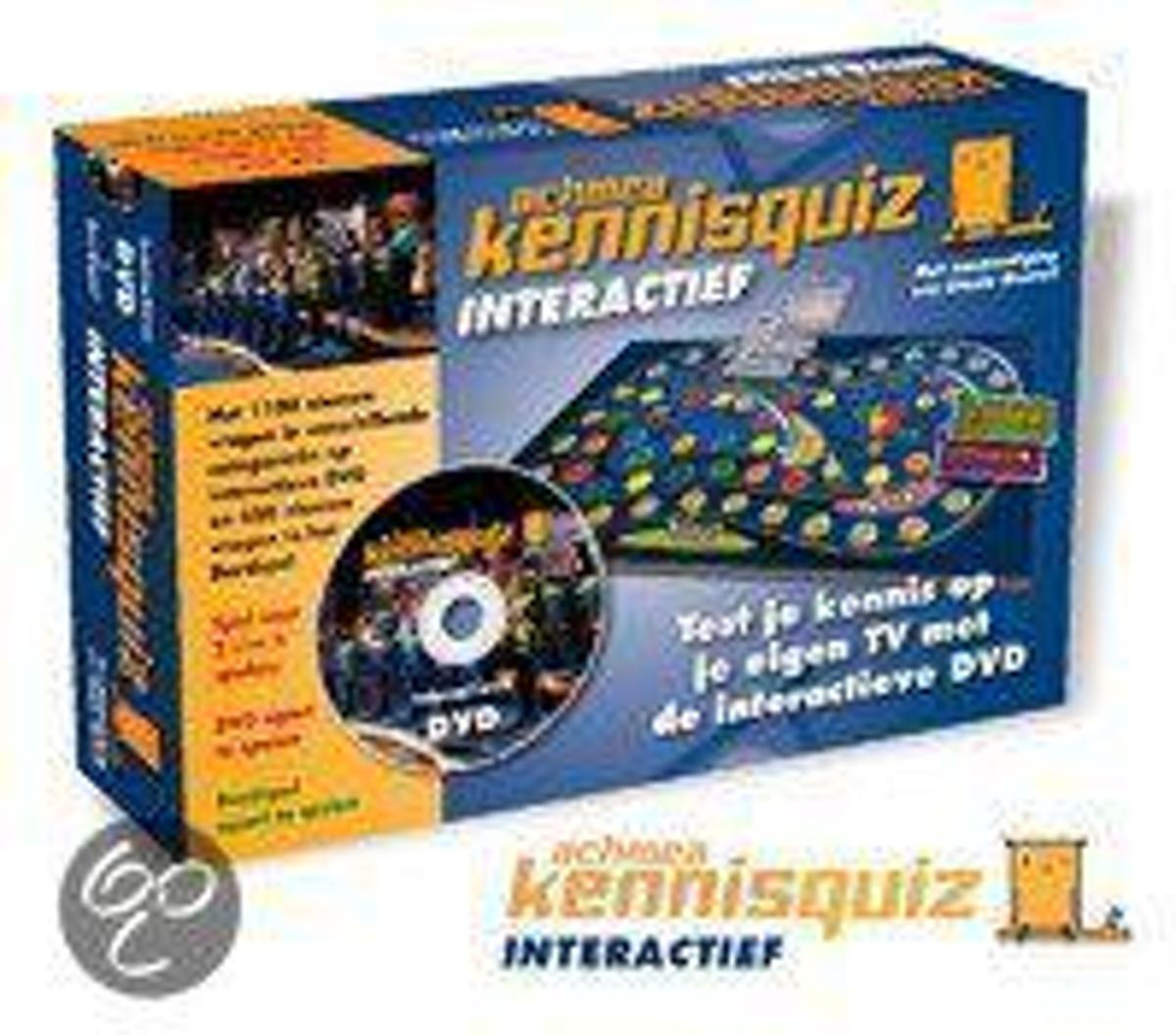 Achmea Kennisquiz DVD Bordspel