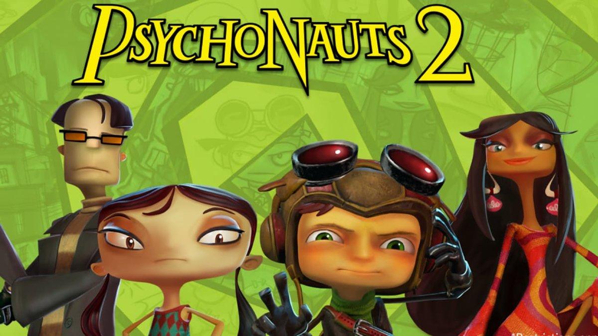 Psychonauts 2 PlayStation 4