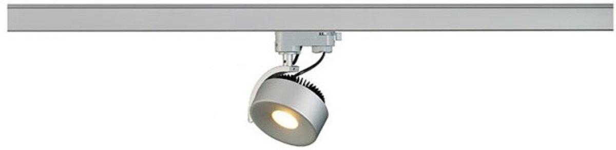 152604 Leuchten- kopf, 3000K, inkl. 3P.-Adapter, silbergrau kopen
