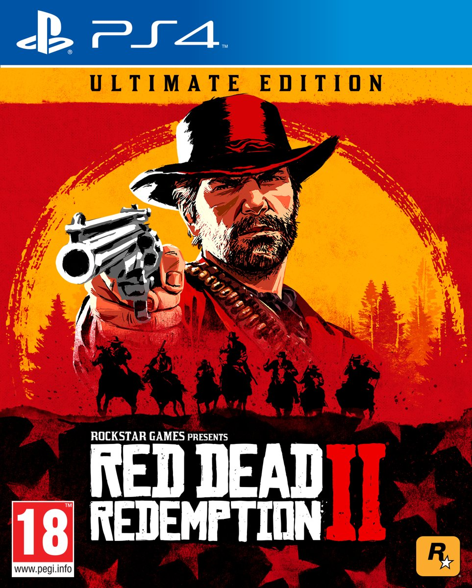 Red Dead Redemption 2 - Collectors Edition PlayStation 4