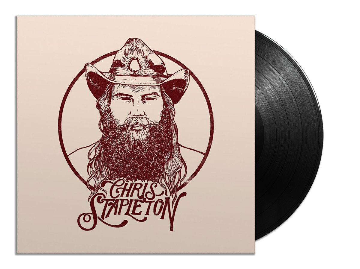 Chris Stapleton - FROM A ROOM VOLUME 1 | Vinyl kopen