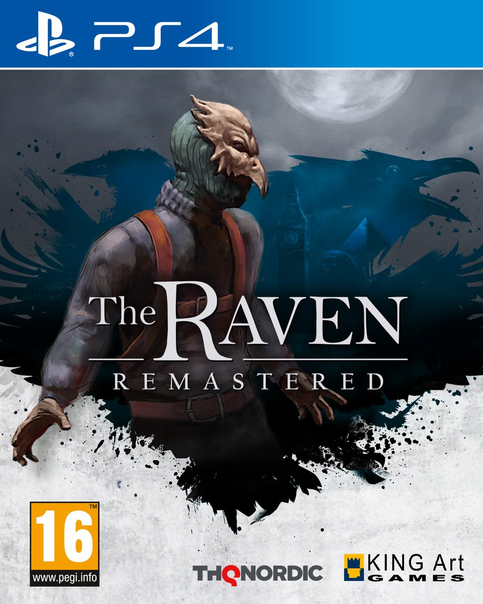 The Raven Remastered PlayStation 4