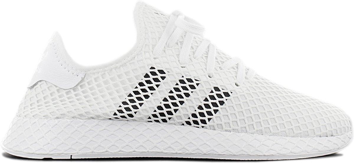 adidas Originals Deerupt Runner DA8871 Heren Sneaker Sportschoenen Schoenen Wit Maat EU 44 UK 9.5