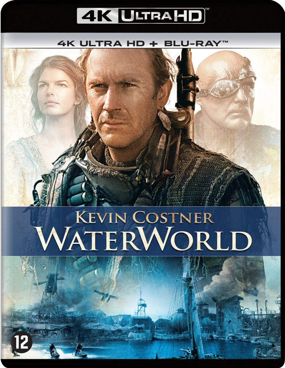 Waterworld (4K Ultra HD Blu-ray)-