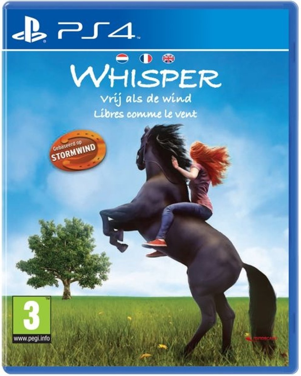 Whisper PlayStation 4