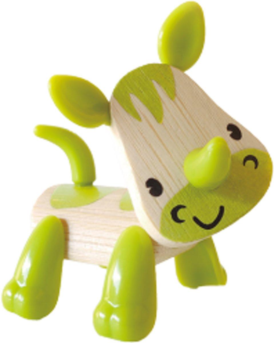 Hape Bamboe beestje neushoorn kopen