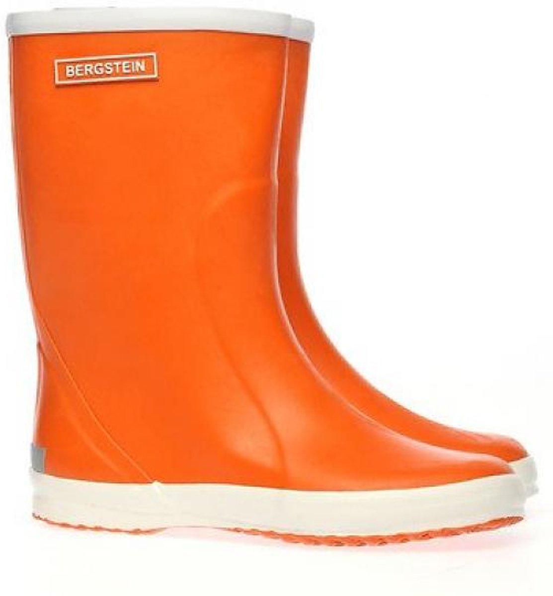 Bergstein Rainboots Nouveau D'orange yCHcYwL