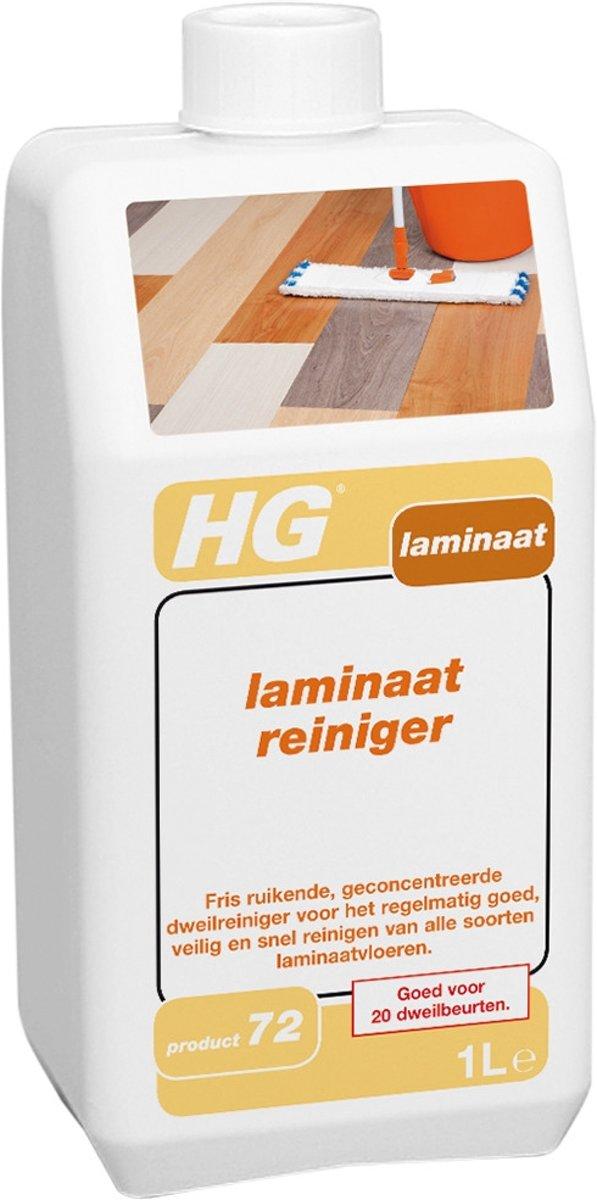 HG Laminaatreiniger Zonder Glans Reiniger - 1000 ml kopen