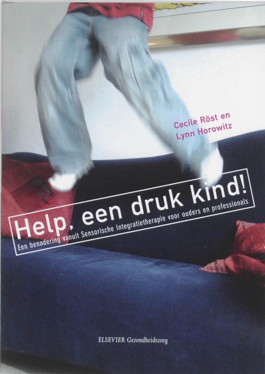 Bolcom Help Een Druk Kind 9789035227217 C Rost Boeken