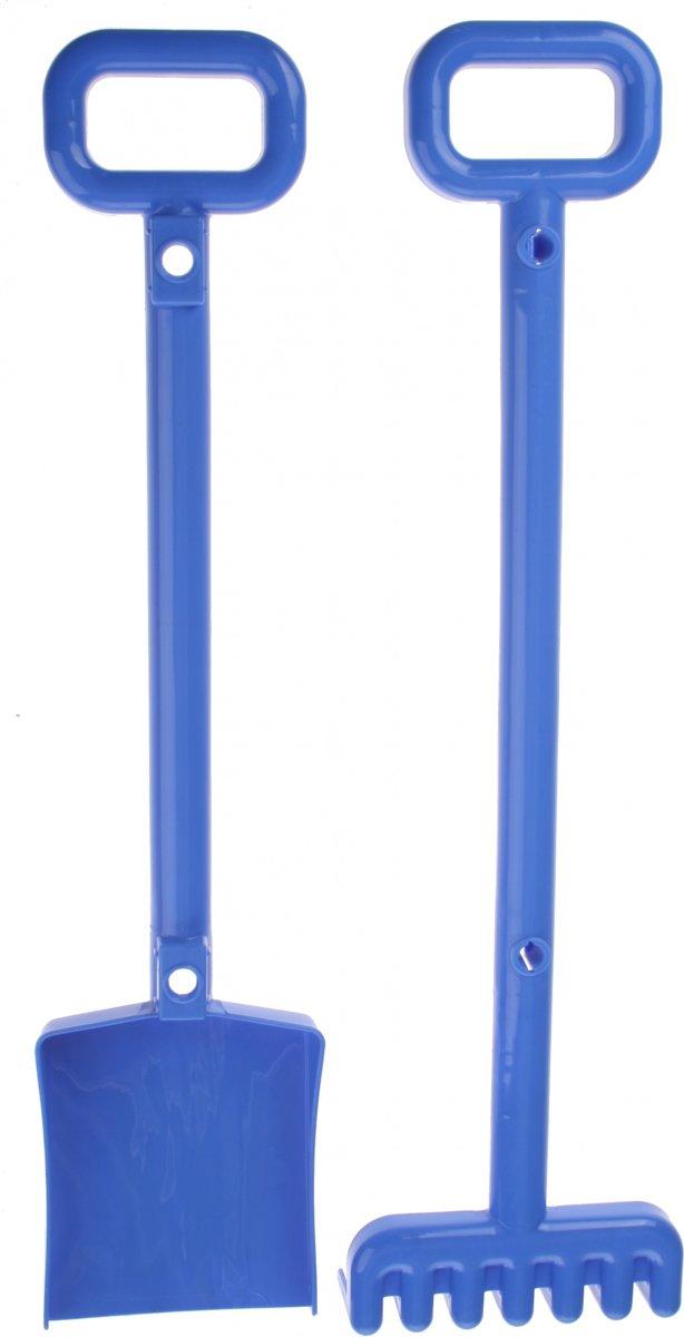 écoiffier Schep En Hark 52 Cm Blauw kopen