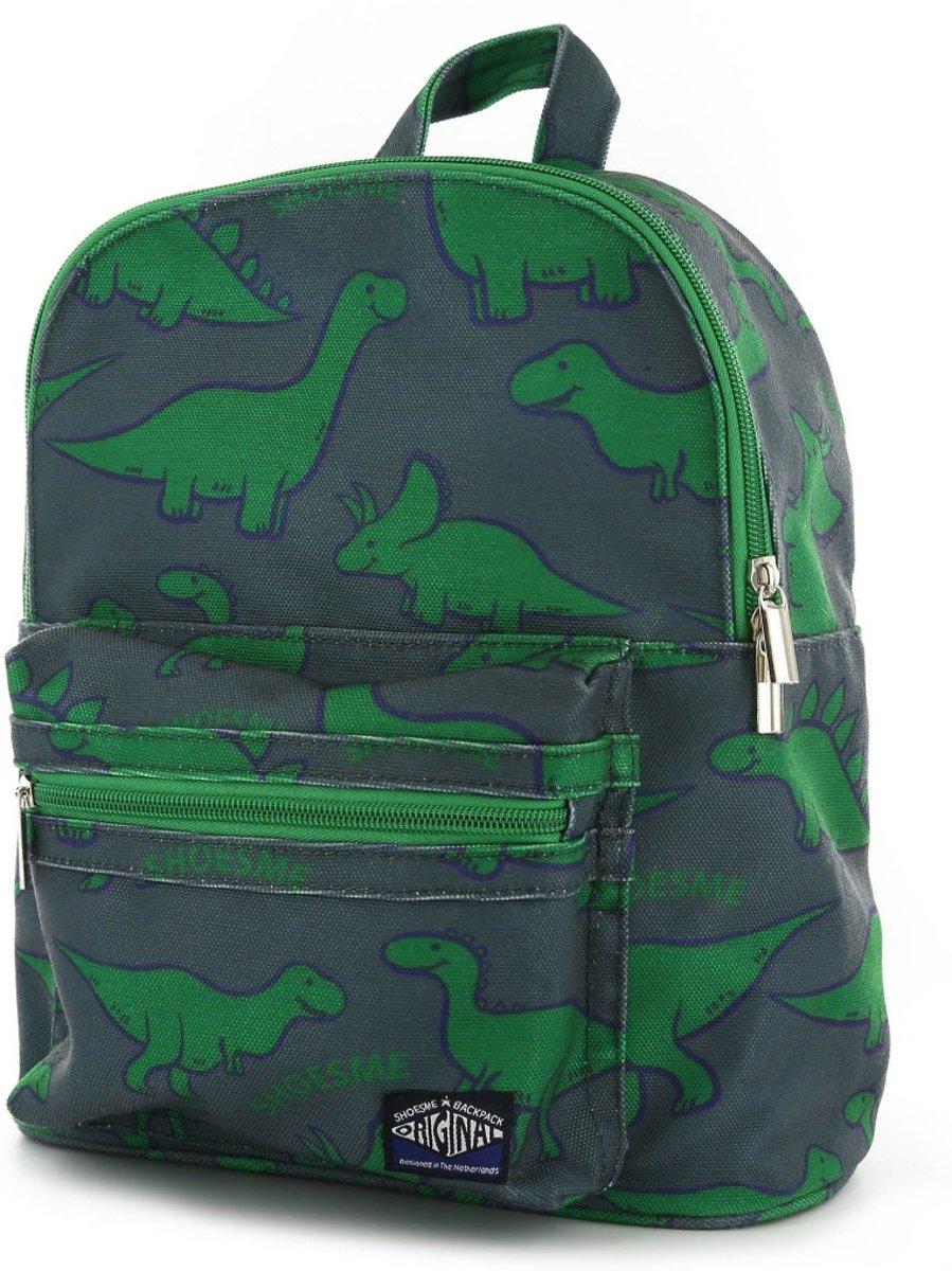 1cf4fec81e9 ... Shoesme - Kinderrugzak - Dino - denimblauw / groen - Shoesme ...